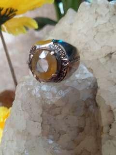 Batu yellaw sapphire