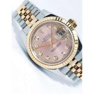 桃園長榮當舖【名錶 流當精品】*W11596 型:179171 勞力士錶