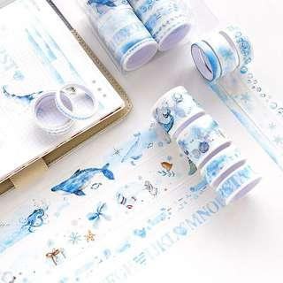 Washi Set of 10 (pre-order)