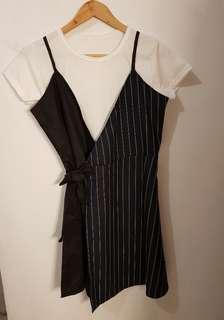 Satu set dress and inner