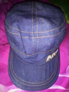Topi Jeans anak