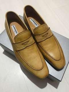 🚚 Italian Alessandro Studio Patina Slip On Loafers