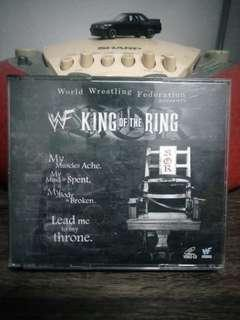 VCD WWE WWF King of the Ring