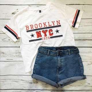 H&M NYC TOP