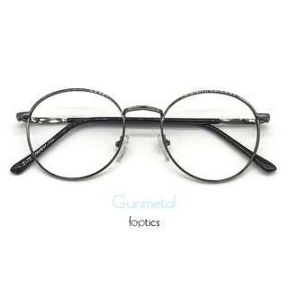 Degree Glasses & Spectacles – Lit 2 in Gunmetal - foptics