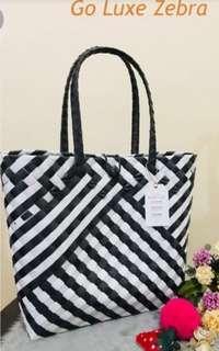 🚚 Bayongciaga Summer Beach Woven Bag