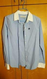 Abercrombie and fitch blouse size xs