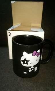 Hello kitty kiss mug starchild