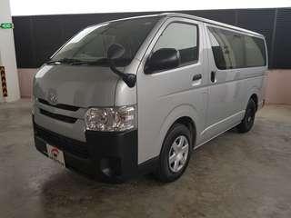 Toyota Hiace 2.8 Auto