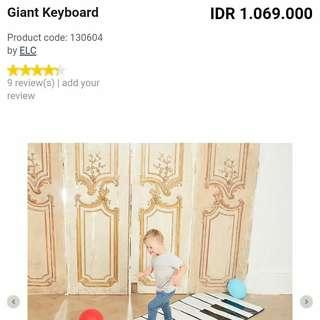 ELC Giant Keyboard