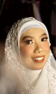 Makeup for bride star from 500K