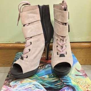 高跟短靴 High Heel Boots