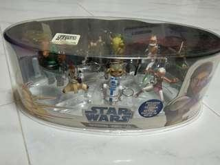 Rare Star wars key chains
