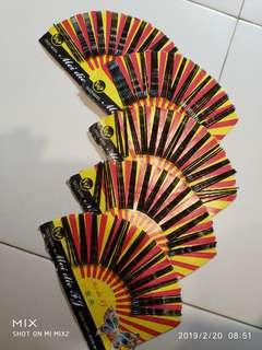 Jepit rambut take all 50rb