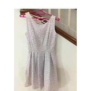 Pink sweet dress (S size)
