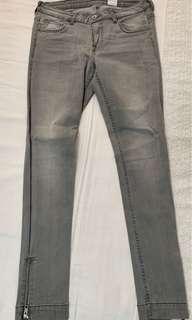 H&M Skinny Soft Material Jeans