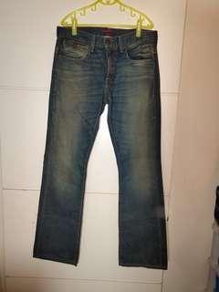 Levi's Red 系列靴型牛仔褲 W34*L34
