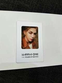 [WTT]WannaOne Power of Destiny Kang Daniel Photocard