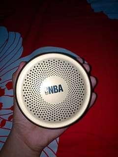 Speaker bluetooth NBA