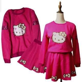 Hello Kitty Set Wear