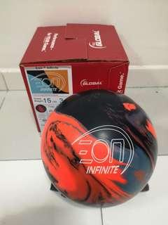 Undrilled 15lbs 900Global EON Infinite Bowling Ball