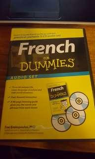 French for Dummies - learn french (audio set)