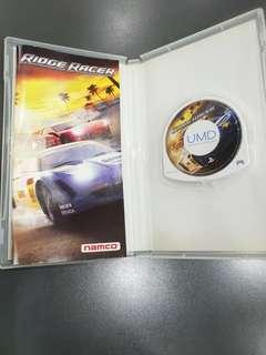 🚚 PSP Game Ridge Racer
