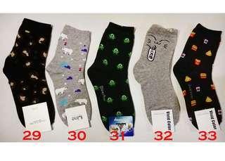 Korean Socks (part 5)