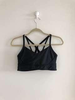 Authentic Lululemon Free Flow Bra size 8 in Black