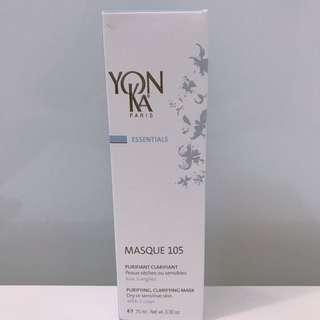 Yon-ka Yonka Masque 105 修護泥膜