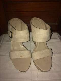 Wedges Charless & Keith [reprice]