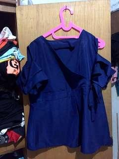 Reprice. Blouse Navy