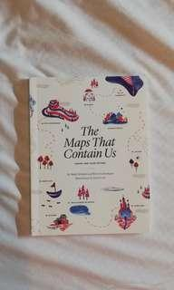 The Maps That Contain Us by Marla Miniano & Reese Lansangan