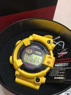 🚚 Gshock Frogman GF-8230E 30th Anniversary Yellow