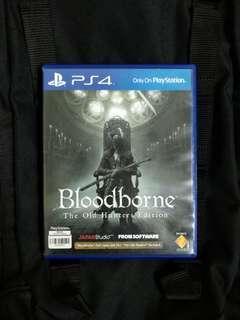 PS4 Bloodborne (Old Hunter Edition)
