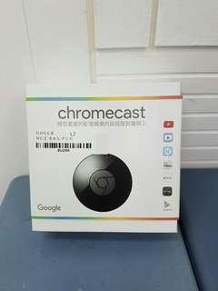🚚 Google二代電視棒