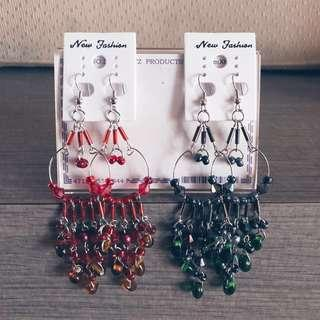 1 for $3, 2 for $5: Statement Earrings
