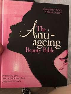 🚚 The anti-aging beauty bible