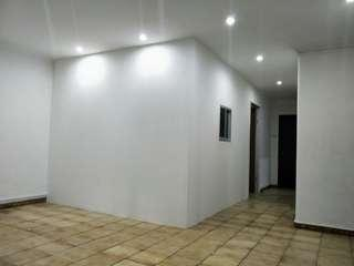 Partition walls and rooms