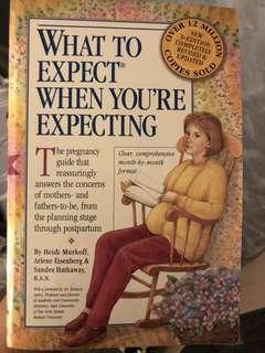 🚚 Pregnant - What to expect when you are expecting