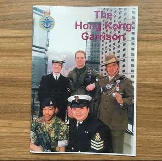 The Hong Kong Garrison 踞喀兵 Gurkha 英國 香港 駐軍 本土 軍事 英軍