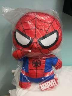 Marvel Spider Man Plushie Cushion