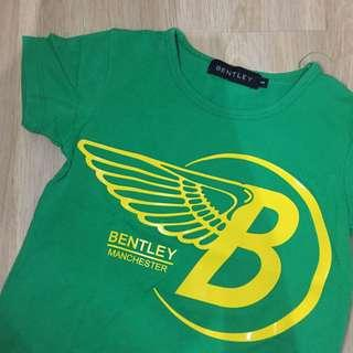 Bentley tshirt