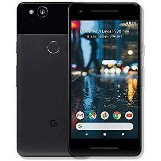 GOGGLE PIXEL 2 Ram 4 GB INTERNAL 64GB BERGARANSI