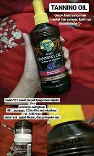 Deep Tanning Oil No Sunscreen (SPF 0)