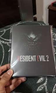 Resident Evil 2 Remake Steelbook (Europe Release)