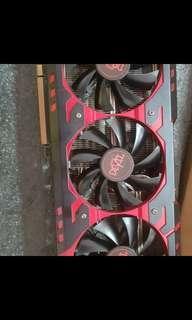 VGA RX VEGA56 8GB RED DEVIL