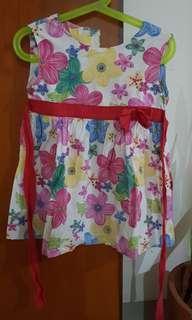 preloved dress flower