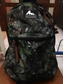 Gregory Backpack easy day backwood timber camo