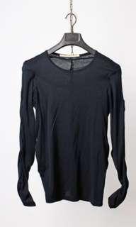 Carol Christian Poell 鋼絲造型T恤size-S(44)